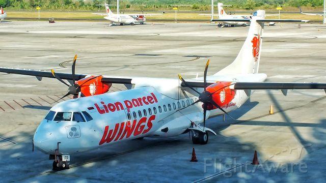Aerospatiale ATR-72-600 (PK-WFP)