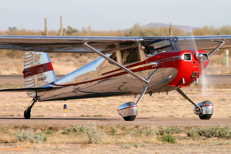 Cessna 140 (N727BT) - 1946 Cessna 140