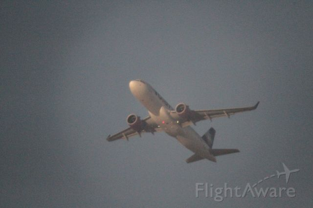 Airbus A321 (N530VL) - DEPARTURE FROM 27 MMTJ