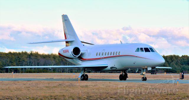 Dassault Falcon 2000 (N26PA)