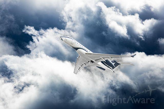 Bombardier Global Express (C-FASD)