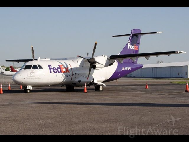Aerospatiale ATR-42-300 (MTN7503)