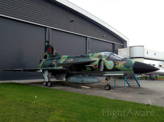 Saab Viggen — - Aviodrome @ EHLE