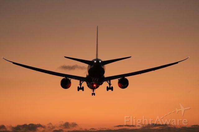 Boeing 787-9 Dreamliner (JA833A) - August 17th 2019:HND-HKD.