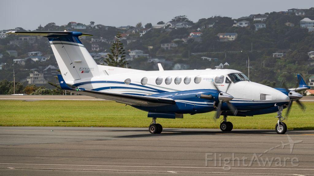 Beechcraft Super King Air 200 (ZK-PMJ)