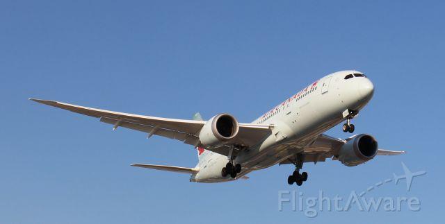 Boeing 787-8 (C-GHPU)