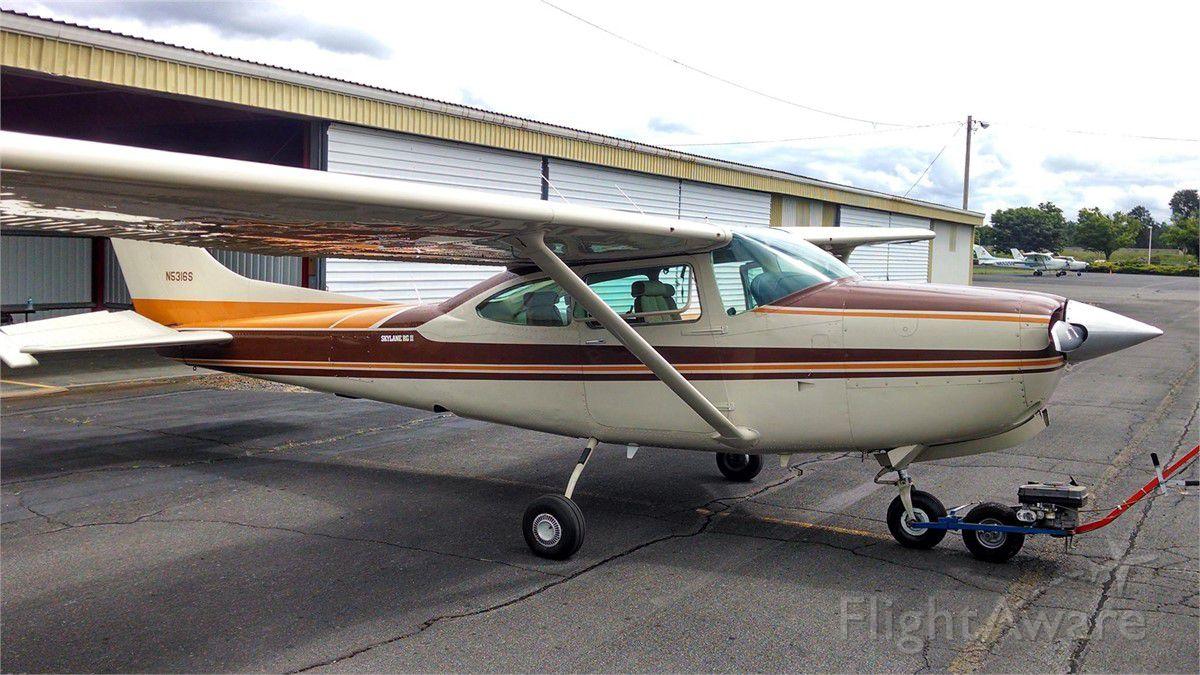 Cessna Skylane (N5316S)