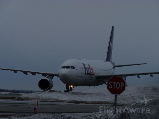 Airbus A300F4-600 (N744FD)