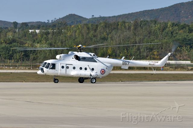 N867 — - DPRK Air Force