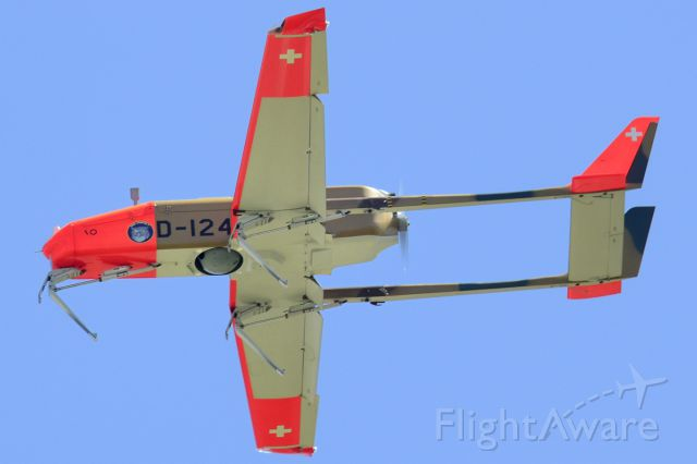 D124 — - Mode-S Code 4B7FEE - our fastest Recce since the end of the Mirage IIIRS