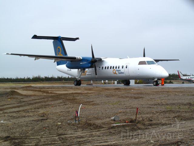 de Havilland Dash 8-300 (C-GJLN)