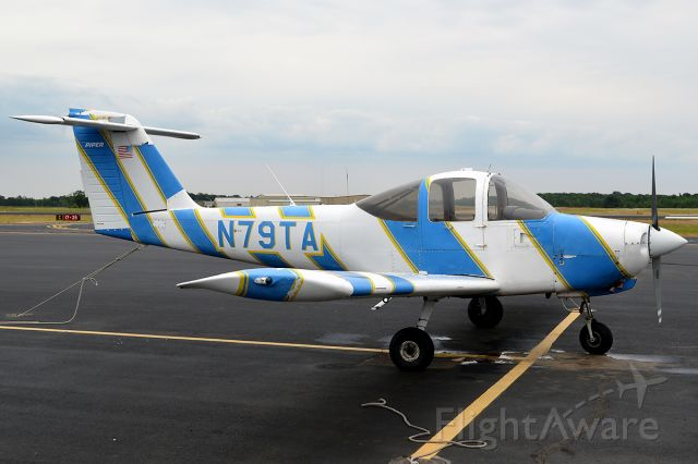 Piper Tomahawk (N79TA)