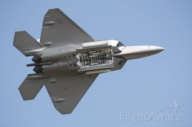 Lockheed F-22 Raptor — - JSOH 2012