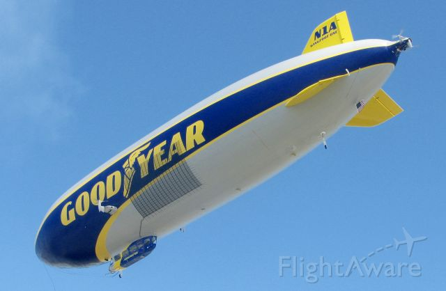 Unknown/Generic Airship (N1A) - At AirVenture.