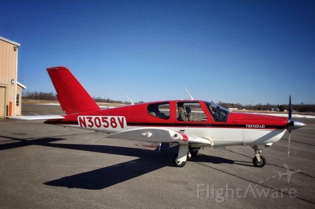 Socata TB-20 Trinidad (N3058V)