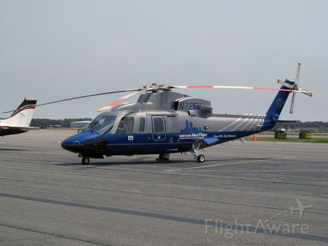 Sikorsky S-76 (N72EH)