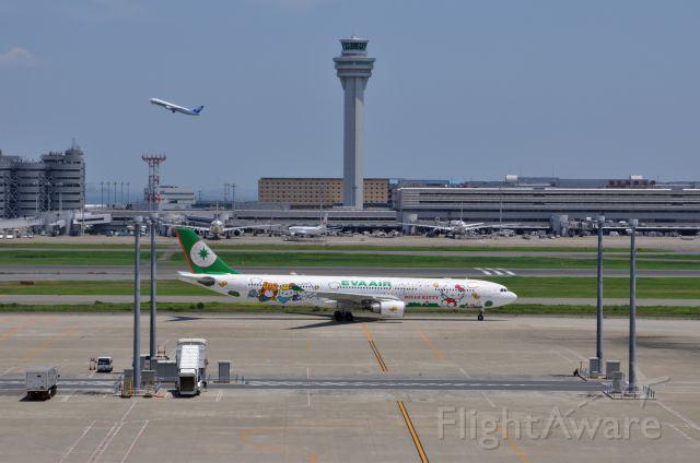 Airbus A330-200 (B-16331) - 2014/7/12