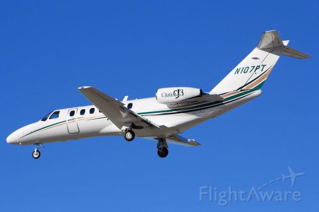 Cessna Citation CJ3 (N107PT)