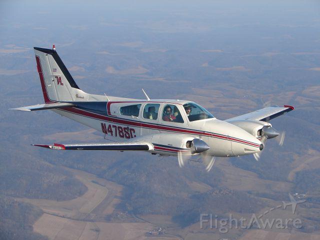 Beechcraft 55 Baron (N478SC)