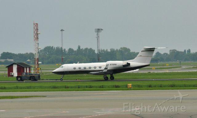 Gulfstream Aerospace Gulfstream IV (N726RW) - Private Gulfstream Aerospace G-IV N726RW in Copenhagen
