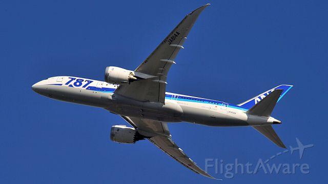 Boeing 787-8 (JA814R) - JA-814R