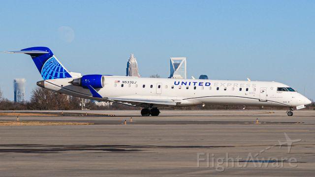 Canadair Regional Jet CRJ-700 (N533GJ)