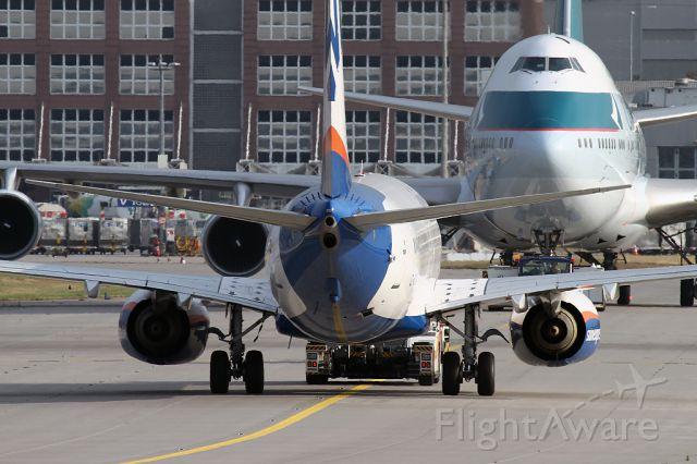 Boeing 737-700 (D-ASXK)