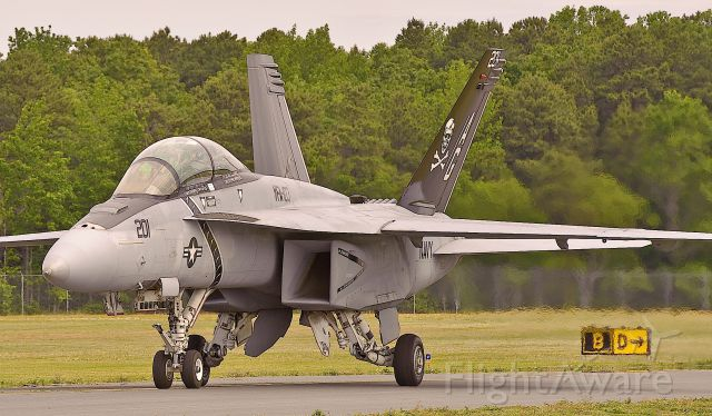 F18 — - Air Demo Cape May County NJ