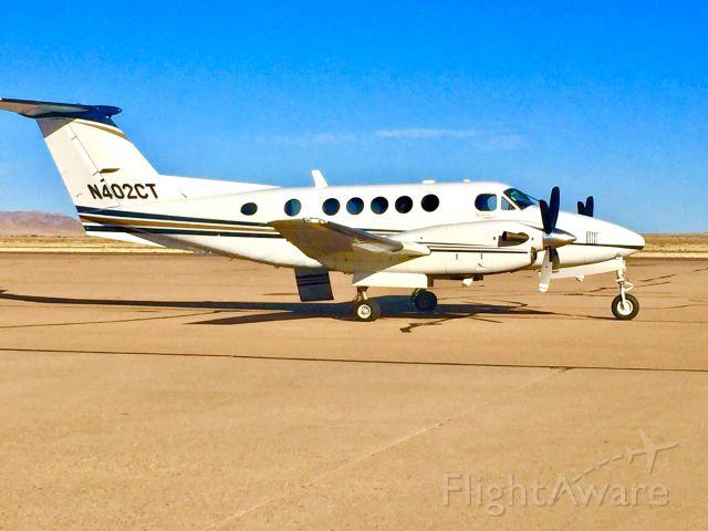 Beechcraft Super King Air 200 (N402CT)
