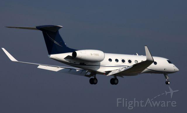 Gulfstream Aerospace Gulfstream G650 (M-YNNS) - PREV.REG. 9H-IKO