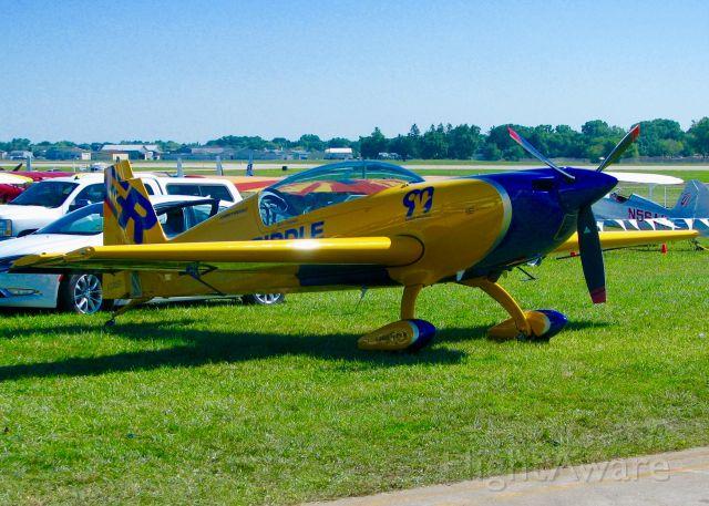 EXTRA EA-300 (N330ER) - At Oshkosh. 2015 Extra EA-300LC