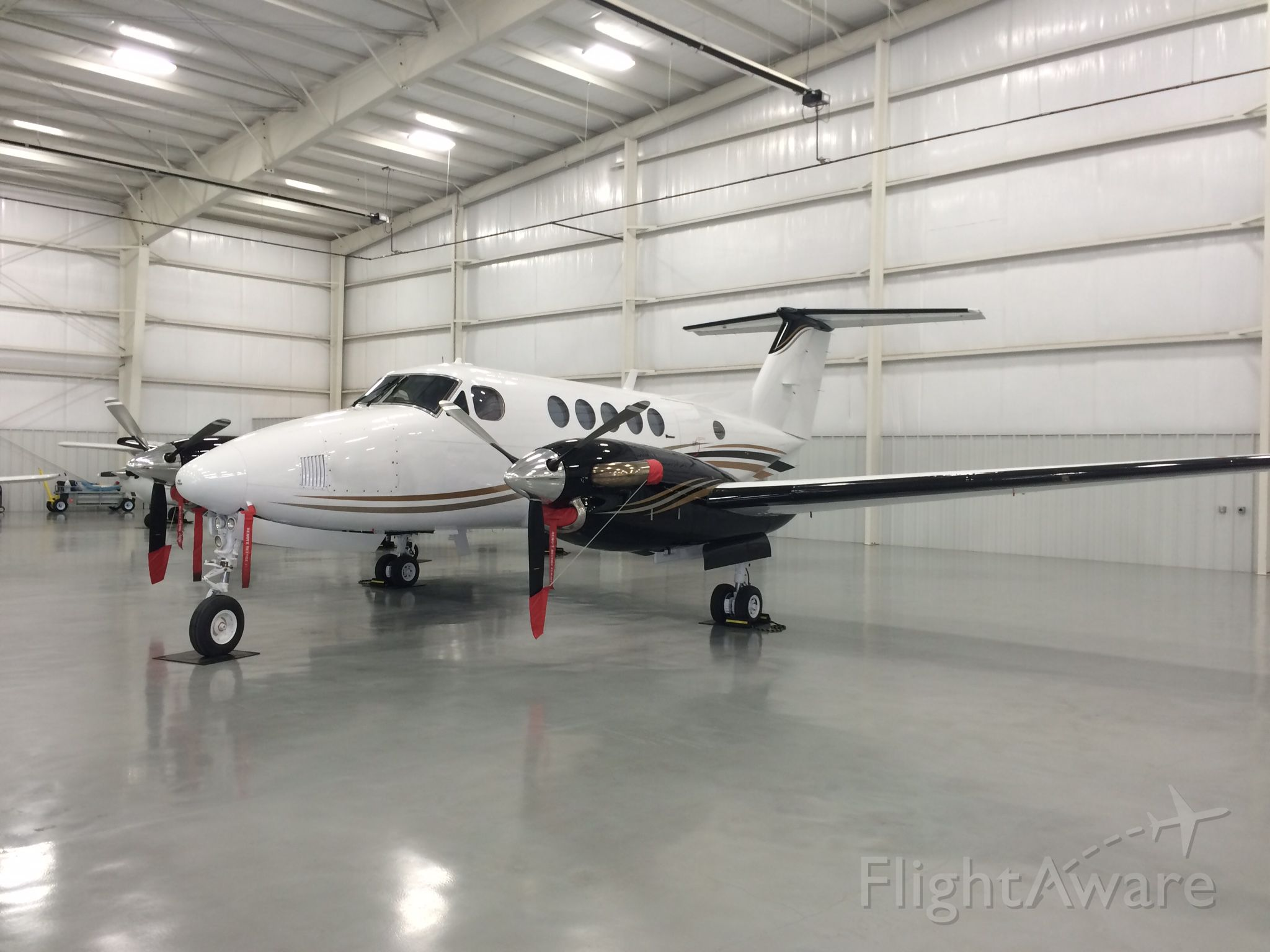 Beechcraft Super King Air 200 (N280RA)