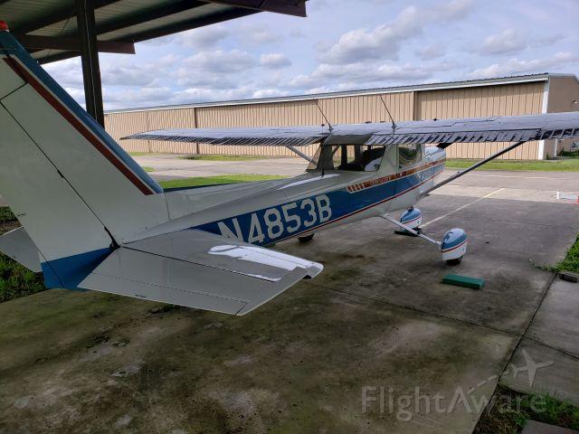 Cessna 152 (N4853B)