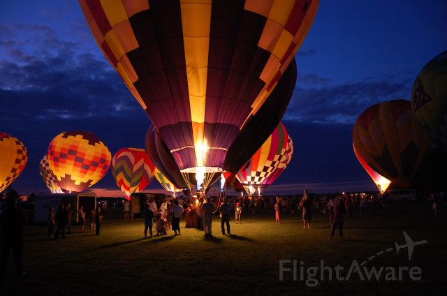 Unknown/Generic Balloon (UNKNOWN) - Great Ballon Race, July 25th