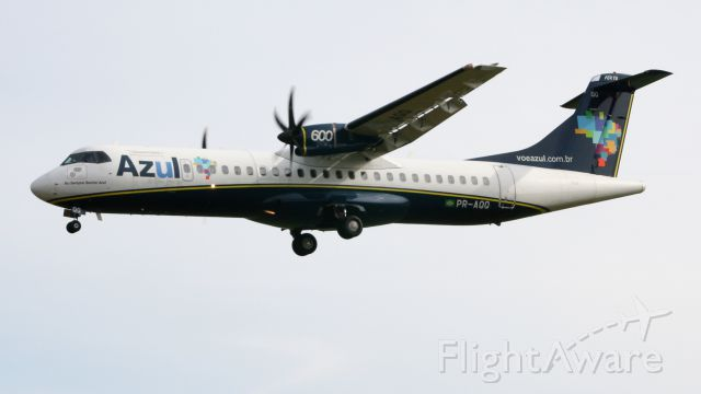 ATR ATR-72 (PR-AQQ)