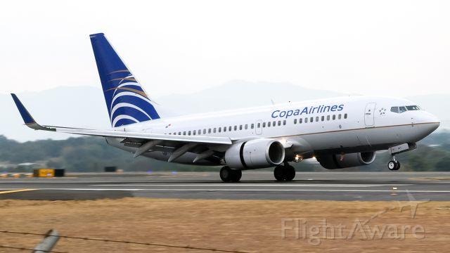 Boeing 737-700 (HP1520CMP)
