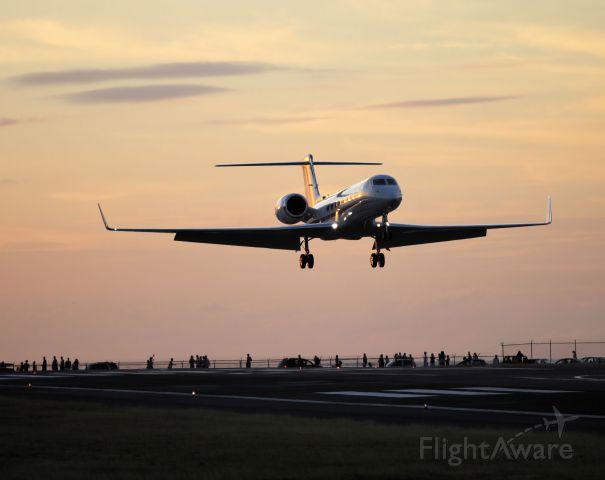 Gulfstream Aerospace Gulfstream V (N534QS)