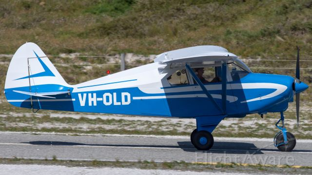 Piper PA-22 Tri-Pacer (VH-OLD)