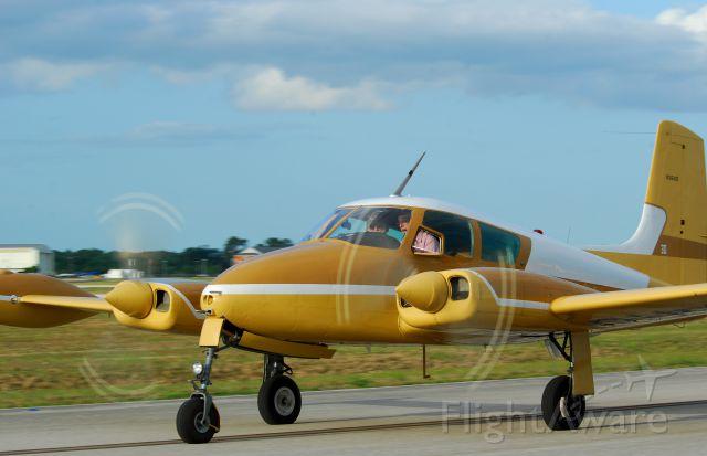 Beechcraft King Air 90 (N364D) - 2013 Sun n Fun Parade of Planes