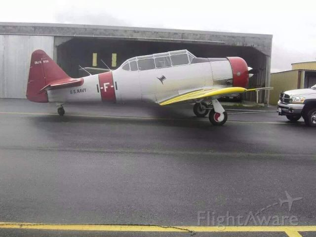 Cessna Skylane (N156) - SNJ-5 Rohnerville Airport, 2006