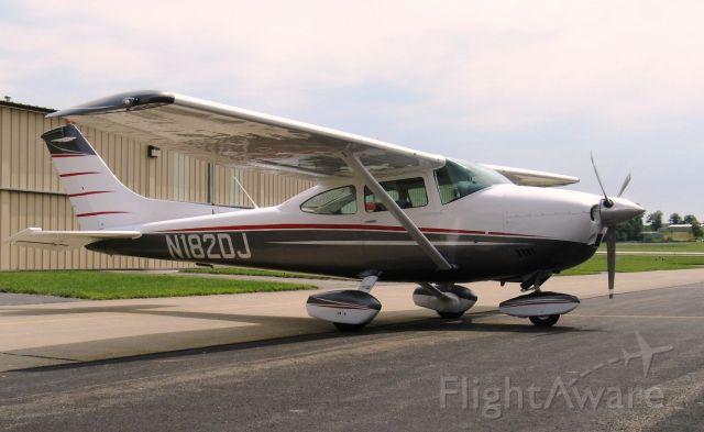 Cessna Skylane (N182DJ) - 1973 C-182P with Air Plains 300hp Engine / prop conversion.