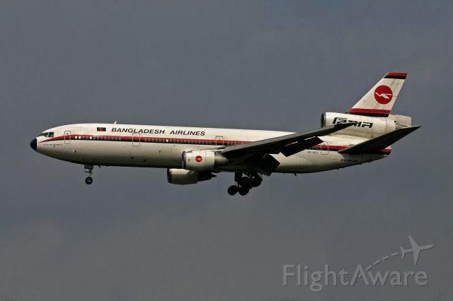 McDonnell Douglas DC-10 (S2-ACO)