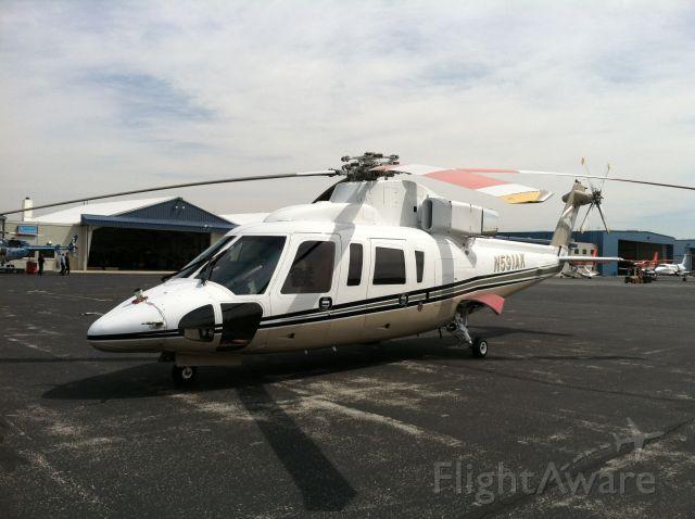 Sikorsky S-76 (N591AK)