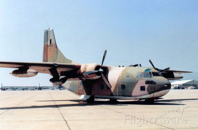 FAIRCHILD (1) Provider — - Fairchild C-123 Provider