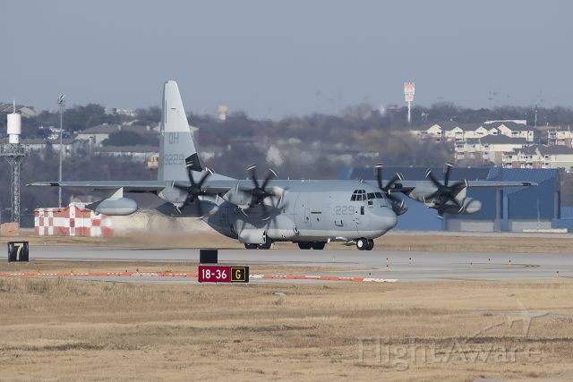 Lockheed C-130 Hercules (16-9229) - NAS Fort Worth JRB