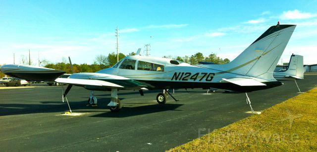 Cessna 310 (N1247G)