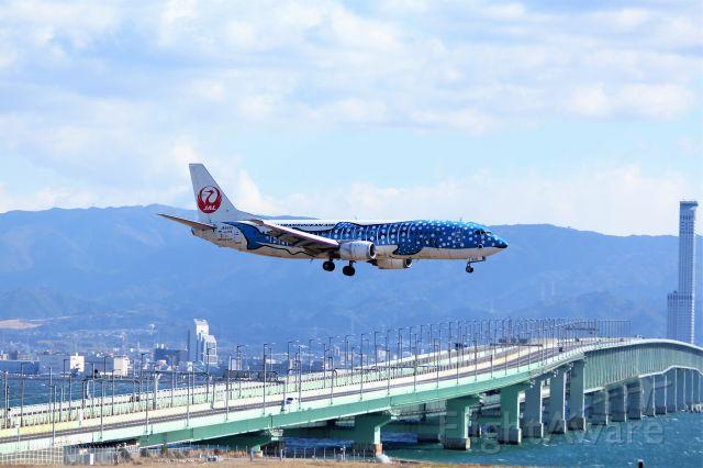 BOEING 737-400 (JA8939)