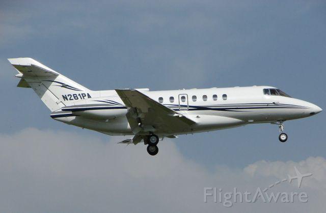 Raytheon Hawker 1000 (N261PA)