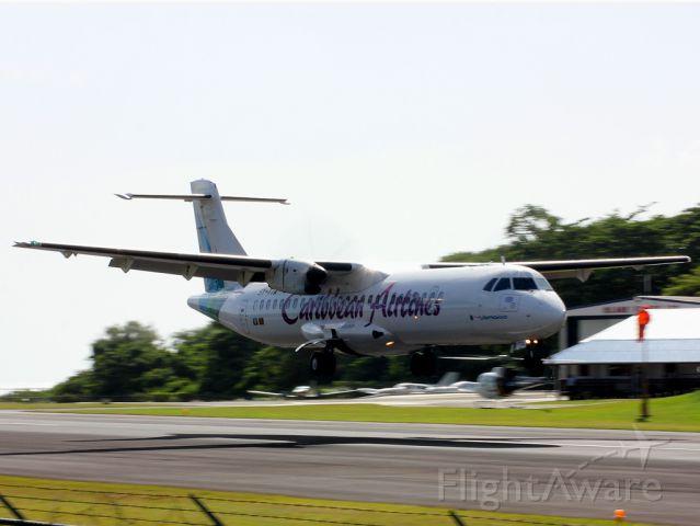 ATR ATR-72 (9Y-TTA)