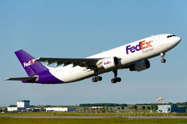 Airbus A300F4-600 (N717FD)